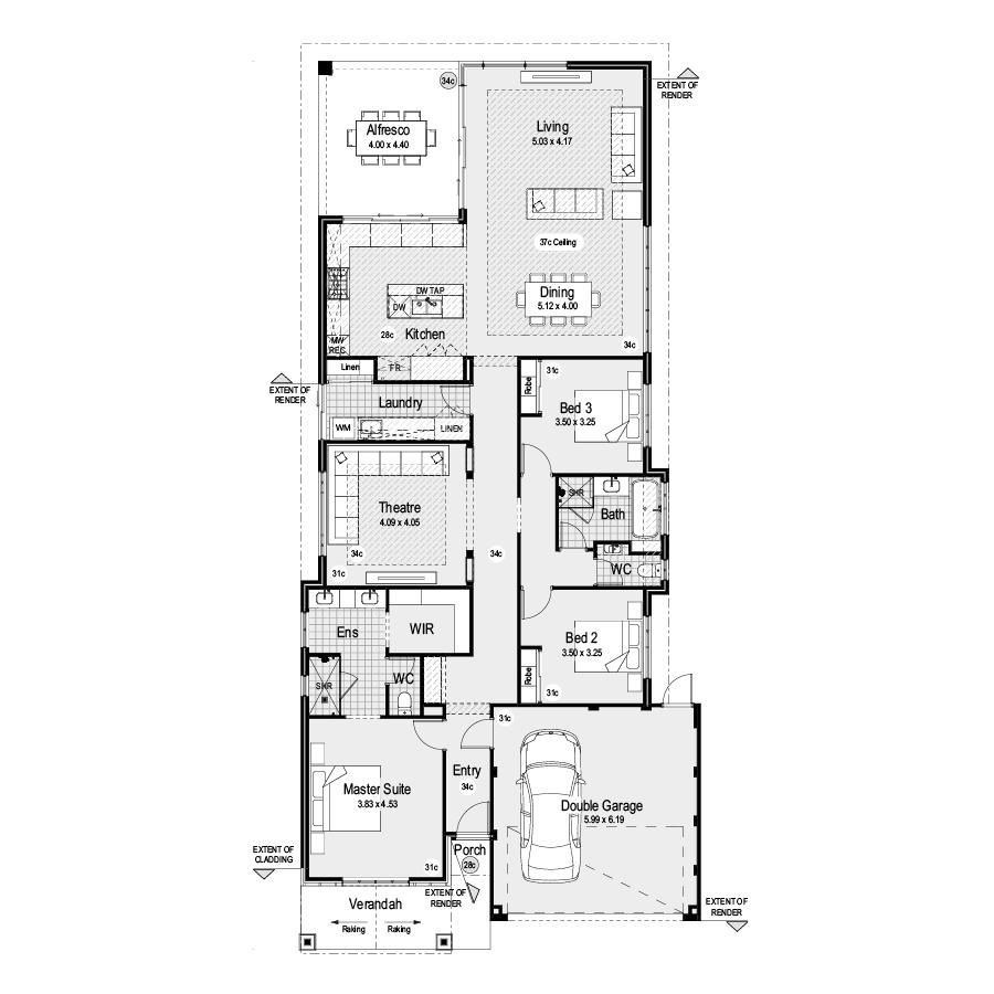 Fairbanks Display Range 900x900 Floor Plan